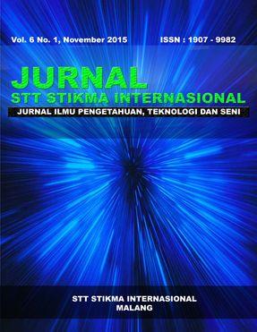 Jurnal STT STIKMA Internasional Vol 6 No 1